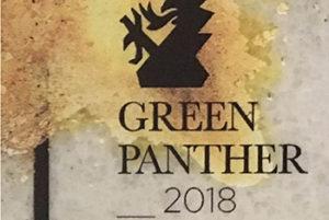 Nominierung beim Green Panther 2018